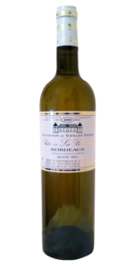 Chateau La Bertrande - Vin Blanc Sec Bordeaux