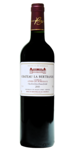 Chateau La Bertrande - Cadillac Côte de Bordeaux red wine