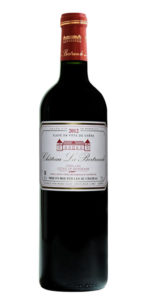 Red wine Cotes de Bordeaux Fut de Chene
