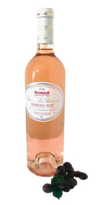 Chateau La Bertrande Bordeaux wine rosé